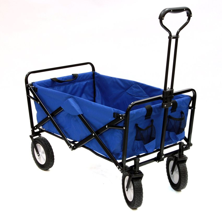 8 Best Beach Wagons That You Can Buy Trolley Dolly Foldable Cart