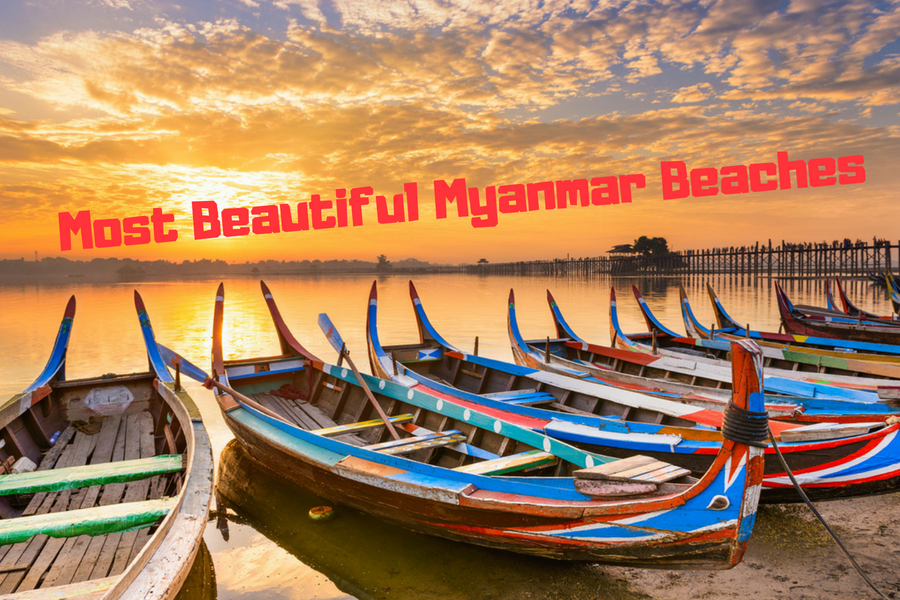 7 Most Beautiful Myanmar Beaches